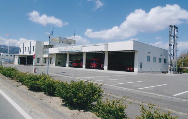 相馬消防署