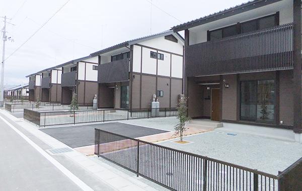 災害公営住宅(南ノ入地区)