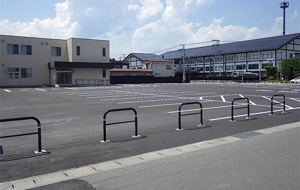 相馬市駐車場